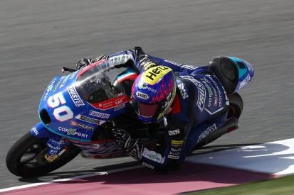 Moto3 FT3 in Katar (2): Dupasquier mit Bestzeit, aber trotzdem in Q1