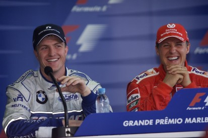 Ralf Schumacher: Ohne Michael wäre ich nie in der Formel 1 gelandet