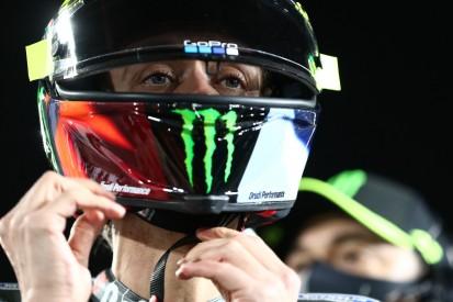 """Valentino Rossi auf dem vorletzten Startplatz: """"Renntempo auch nicht gut"""""""