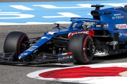 """Fernando Alonso und Alpine: """"Gemischte Gefühle"""" nach Bahrain"""