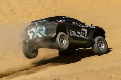 Extreme E Al-Ula 2021: Premierensieg für Rosberg-Duo Kristoffersson/Taylor
