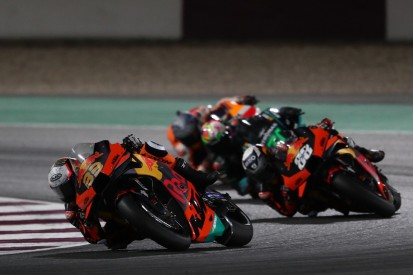 KTM verlässt Katar dank Binder mit Top-10-Ergebnis - Technikteufel bei Oliveira