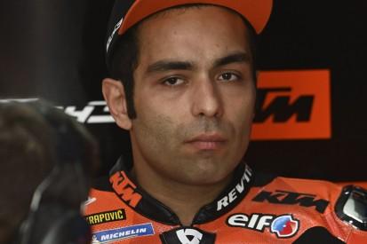 Danilo Petrucci unzufrieden: KTM kompakt wie eine Moto3-Maschine