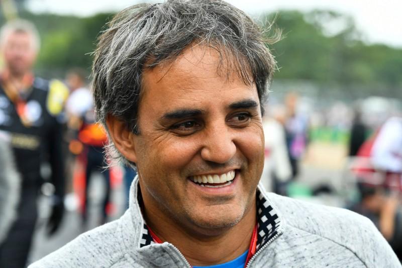 Juan Pablo Montoya: Sprintrennen sind für die Formel 1 der Weg in die Zukunft