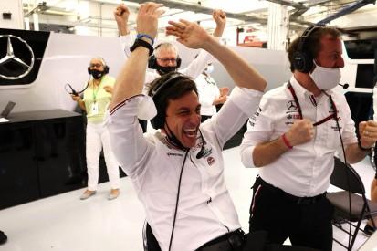 Wolff: Gleiche Aufregung wie vor dem ersten WM-Titel