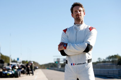 Formel-1-Liveticker: Grosjean: Sitzanpassung für F1-Test absolviert