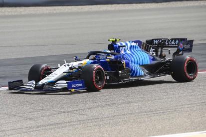 Für aktuelles Auto: Williams will 2022 'nicht opfern'