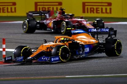 Lando Norris erklärt: So verhalf mir Daniel Ricciardo zu P4 in Bahrain