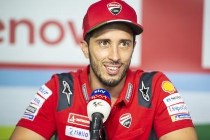 """Andrea Dovizioso gespannt auf Aprilia-Test: """"Sie waren in Katar schnell"""""""