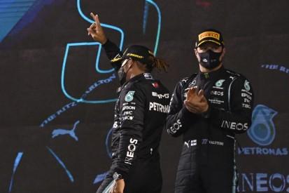 Marc Surer: Wie Mercedes Hamilton mit Bottas' Strategie unterstützte