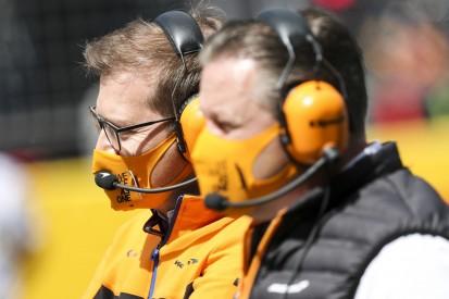 """McLaren-CEO Brown: """"Seidl ist der beste Teamchef in der Formel 1"""""""