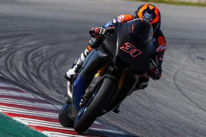 Yamaha: Gerloff stark, die WSBK-Rookies werden durch Stürze eingebremst