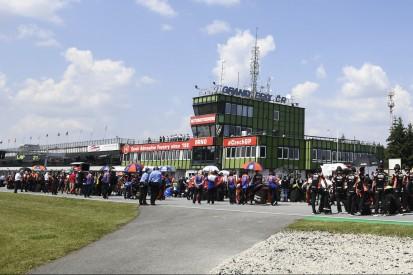 Fehlinformation zum Automotodrom Brünn: Strecke wird nicht abgerissen