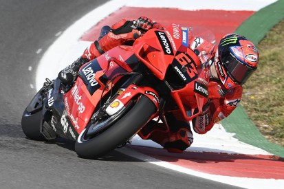 MotoGP in Portimao FT2: Bestzeit von Bagnaia, Marquez beim Comeback auf P6