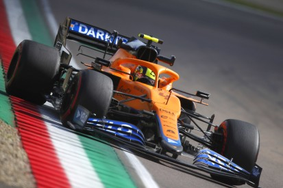 McLaren hofft auf Q3-Einzug in Imola: Ferrari & AlphaTauri die großen Gegner