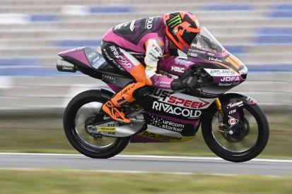 Moto3-Qualifying in Portimao: Migno erobert Pole, Kofler scheitert in Q1