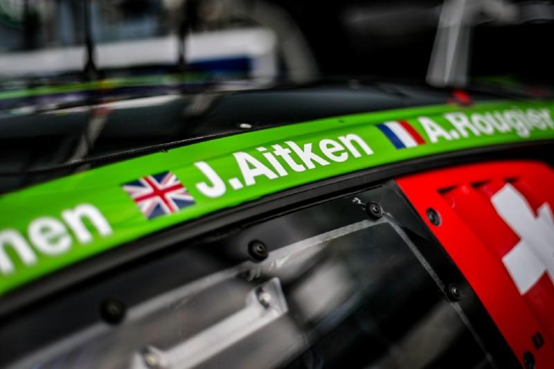 Jack Aitken: Warum der Formel-1-Ersatzfahrer GTWC fährt