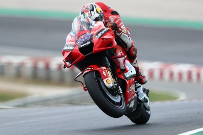 MotoGP in Portimao Warm-up: Miller schnappt Quartararo Platz eins weg