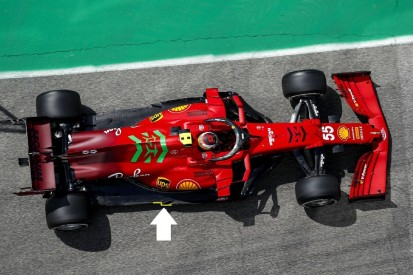 """Formel-1-Technik 2021: Ferrari und Williams treten der """"Z-Gang"""" bei"""
