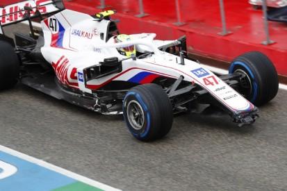 Mick Schumacher: Zweites Rennen, zweiter Fehler