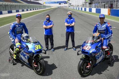 Bis 2026: Suzuki verlängert MotoGP-Vertrag um weitere fünf Jahre