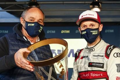 """Gerhard Berger traurig über Rene Rasts Abschied: """"Er fehlt der DTM"""""""