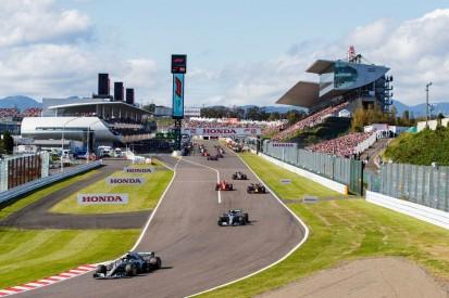 Neuer Formel-1-Vertrag für Suzuka über mehrere Jahre