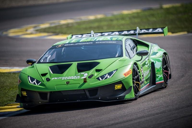 Lamborghini verrät Details zu GT3- und LMDh-Plänen