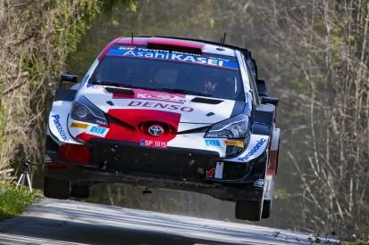 WRC Rallye Kroatien 2021: Ogier gewinnt Zehntelkrimi gegen Evans