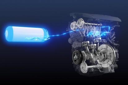 Toyota setzt Wasserstoff-Prototyp bei Langstrecken-Rennen in Fuji ein