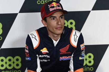 Training für Jerez: Rossi fährt verschiedene Bikes, Marquez schont sich