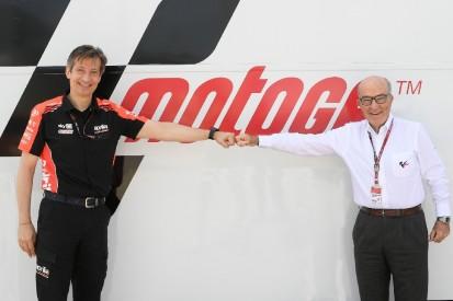 Aprilia als eigenständiges Werksteam bis 2026 in der MotoGP