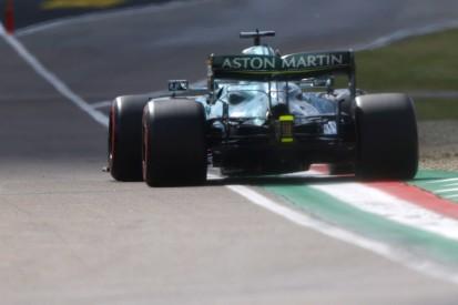 Aston Martin: Grund für brennende Bremsen in Imola gefunden