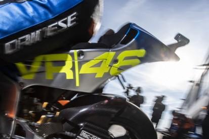 MotoGP-Projekt VR46: Valentino Rossi bestätigt Deal mit Aramco