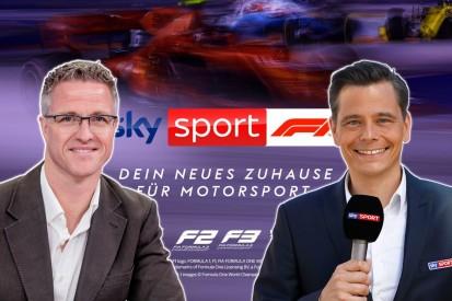 Was die Sky-Übertragungen für F1-Fans von anderen TV-Sendern abhebt