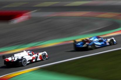 LMP2 auch im FT1 schneller: Toyota verwundert über ACO-Untätigkeit