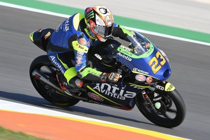 Moto3 in Jerez FT1: Niccolo Antonelli beginnt mit Bestzeit