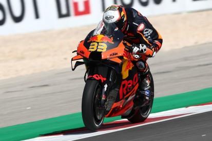 MotoGP in Jerez FT1: Brad Binder schnappt Aleix Espargaro Platz eins weg