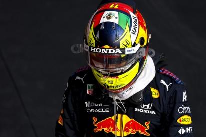"""Tut weh"": Sergio Perez trauert Red-Bull-Doppelsieg in Imola nach"