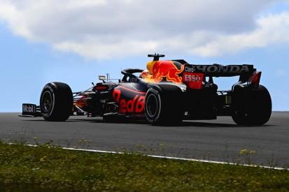 """F1-Training Portugal 2021: Red-Bull-Handling laut Verstappen """"ein Witz"""""""
