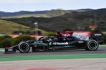F1-Training Portugal 2021: Hamilton fährt Bestzeit vor Verstappen