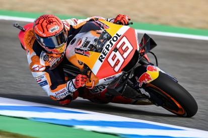 """Jerez-Sturzstelle für Marquez kein Thema: """"Bin dort bester Honda-Fahrer"""""""