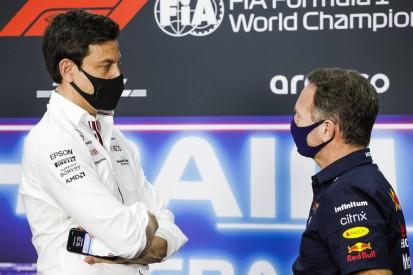 """Toto Wolff: """"Kein Geheimnis"""", dass VW mit Red Bull in die F1 einsteigen will"""