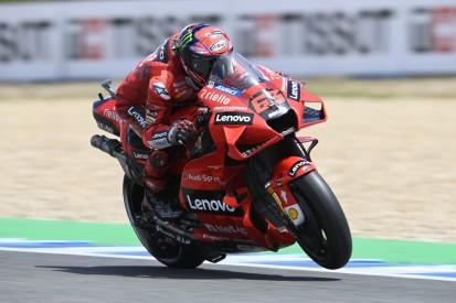 Erneute Freitagsbestzeit für Ducati: Bagnaia diesmal klar vor den Kollegen