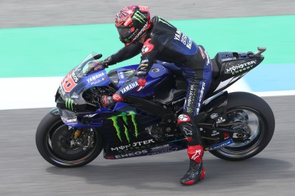 Yamaha in Jerez: Quartararo, Vinales und Morbidelli am Freitag in den Top 5
