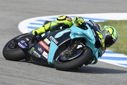 """""""Wir haben nicht viele Ideen"""": Valentino Rossi am Jerez-Freitag auf Platz 21"""
