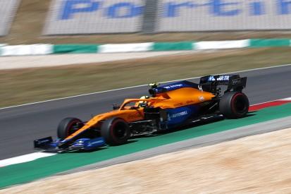 Norris macht sich Sorgen: Q3-Einzug von McLaren gefährdet