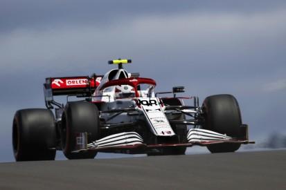 """Ilott gibt F1-Debüt mit Alfa: """"Unfassbar, wie schnell diese Autos sind!"""""""