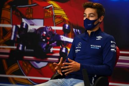 George Russell: Kein Schaden in Beziehung zu Mercedes nach Crash