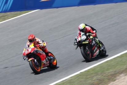 MotoGP-Liveticker Jerez: Schwerer Sturz bei Marquez im FT3! Bradl direkt in Q2